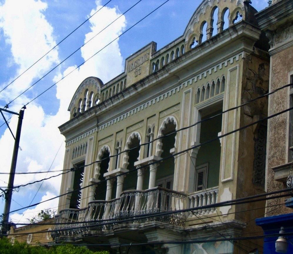 Residencia Casasnovas