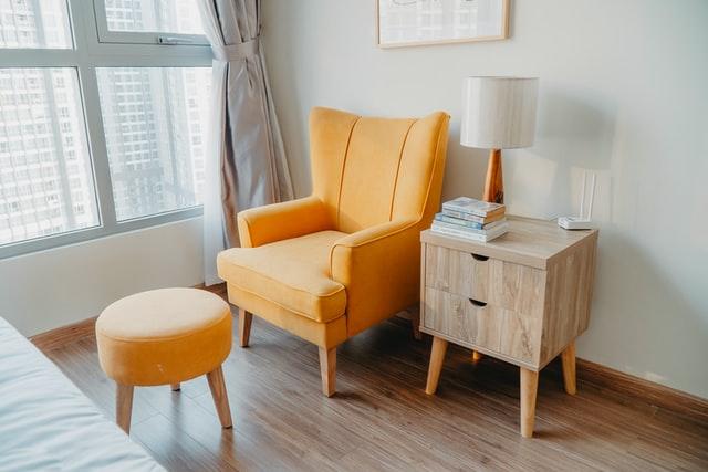 Cambiale el Tapizado y veras como tu mobiliario cambia automaticamente.