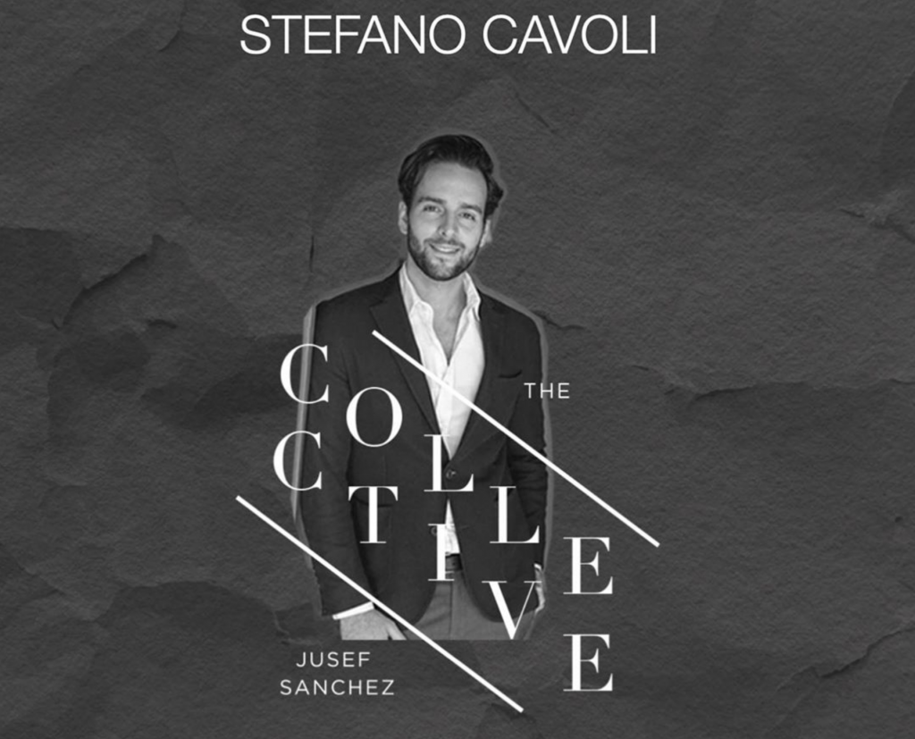 Stefano Cavoli, The Collective by Jusef Sánchez