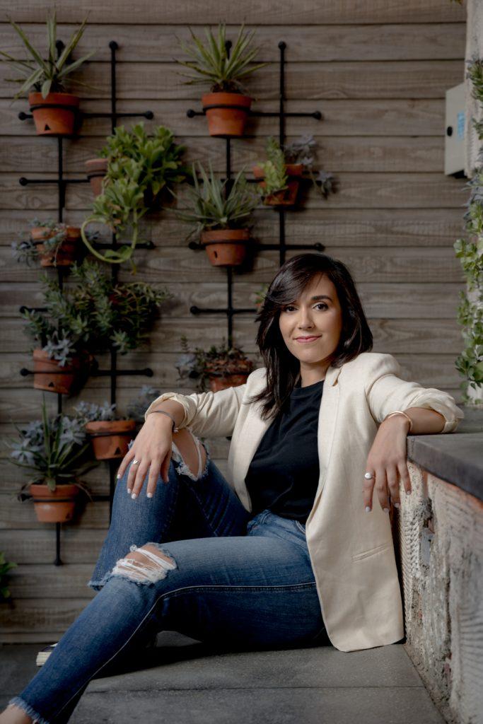 Diseñadora Carla Garcia