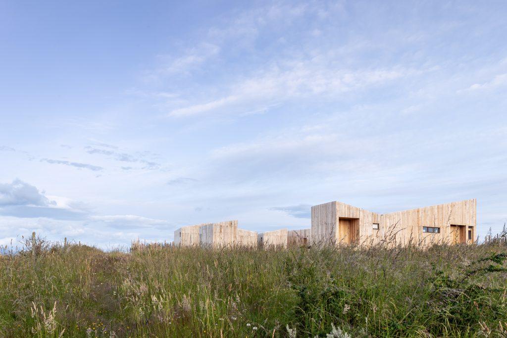 Hotel AKA Patagonia, un homenaje al paisaje