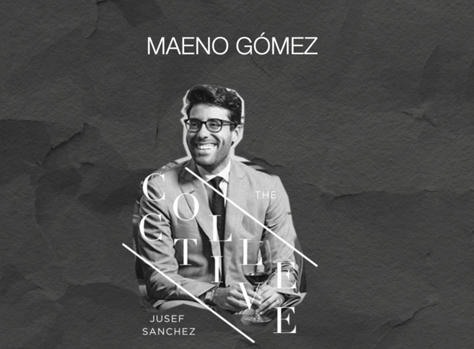 Maeno Gómez, The Collective by Jusef Sánchez