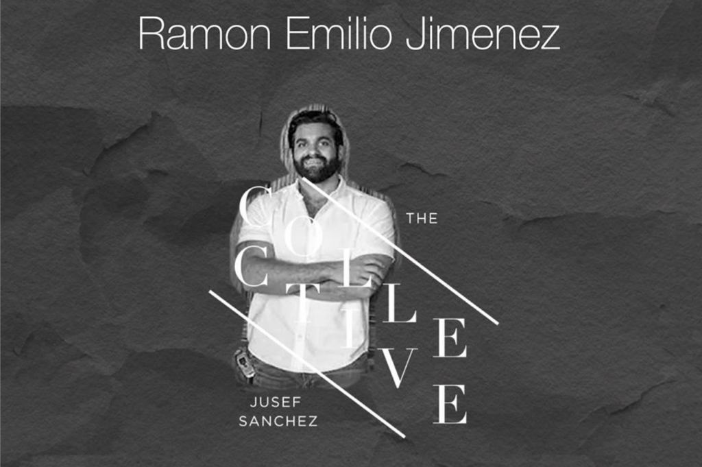 Ramón Emilio Jimenez, The Collective by Jusef Sánchez