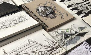 El arte conceptual de Antonio León