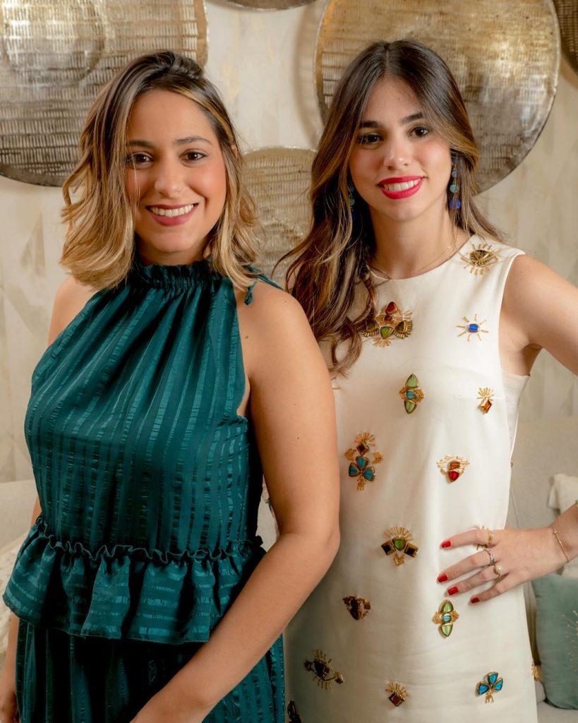 Sarah y Gabriela