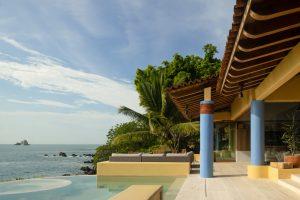 Exterior Casa punta Ixtapa