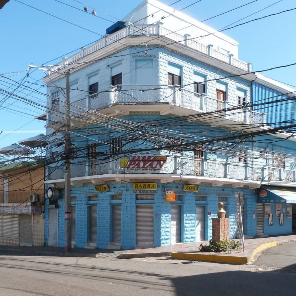 Fachadas Dominicanas